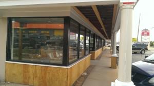 Full Storefront Left View